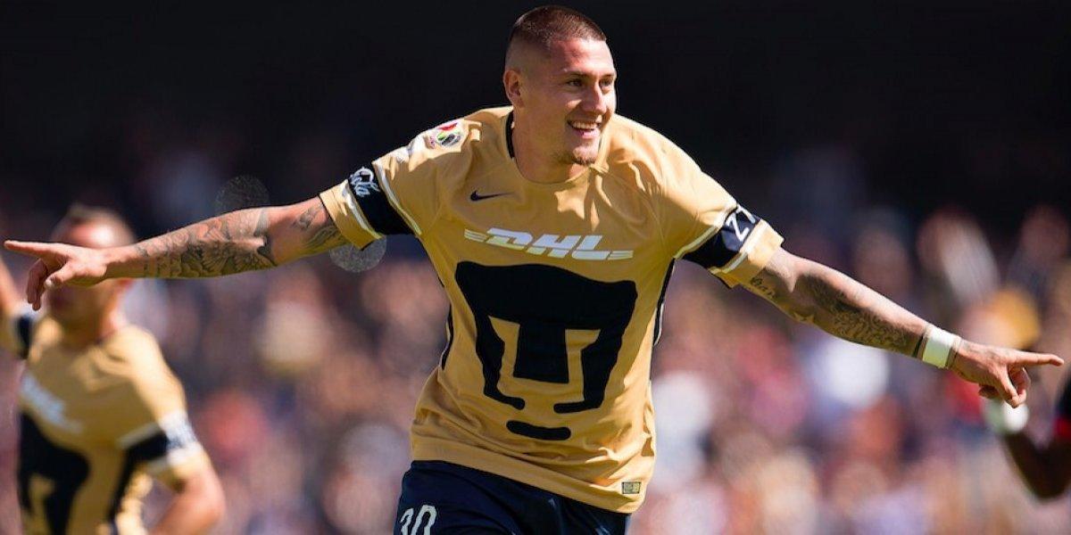 Nicolás Castillo, la gran figura que Pumas necesitaba