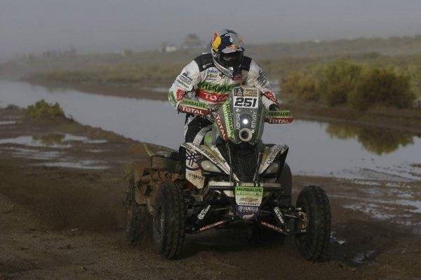 Ignacio Casale confía en ganar el Dakar, tal como lo hizo en 2014 / Foto: AP