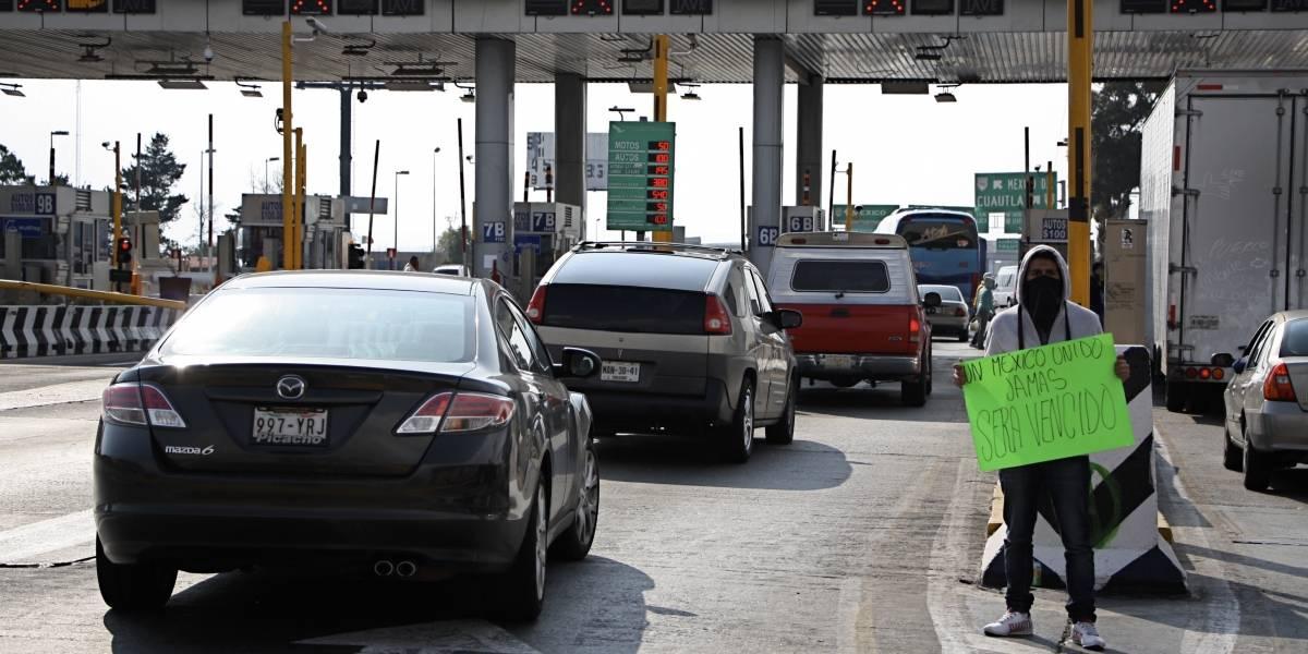 Aumenta peaje en la México-Puebla