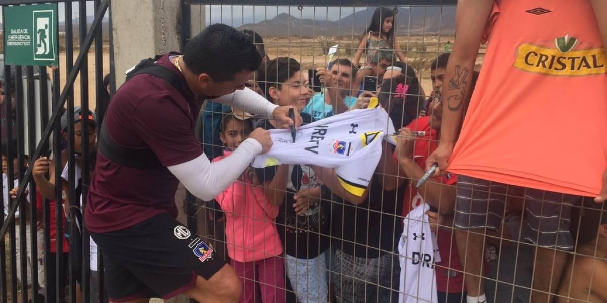 Colo Colo vuelve a convertirse en el equipo rockstar de la Cuarta Región