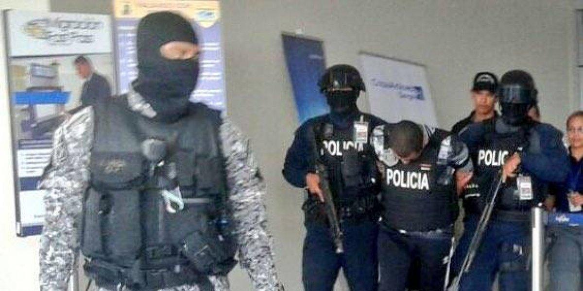 Detienen en Chiapas a panameño relacionado con cárteles del narco en AL
