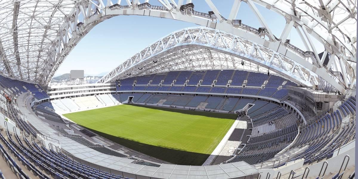 Rússia corre atrás do tempo para finalizar estádios da Copa; veja como estão as obras
