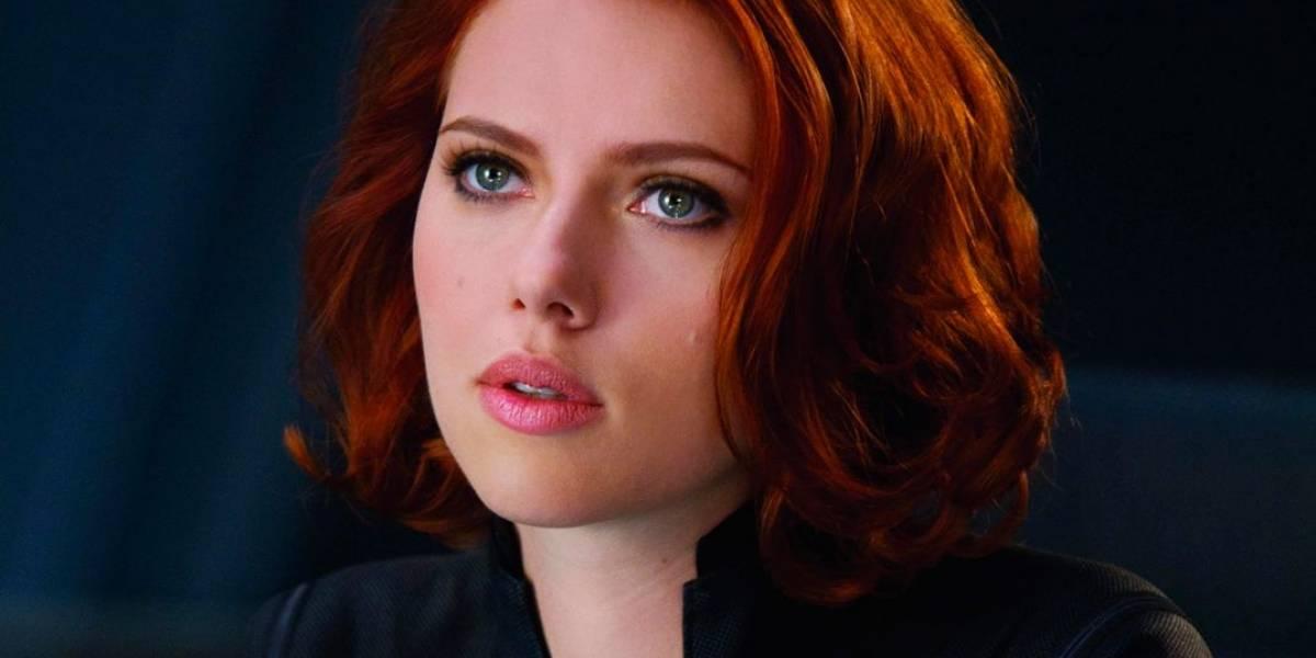 Scarlett Johansson terá filme solo da Viúva Negra