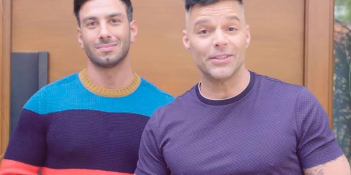 Ricky Martin e o marido apresentam mansão em Los Angeles
