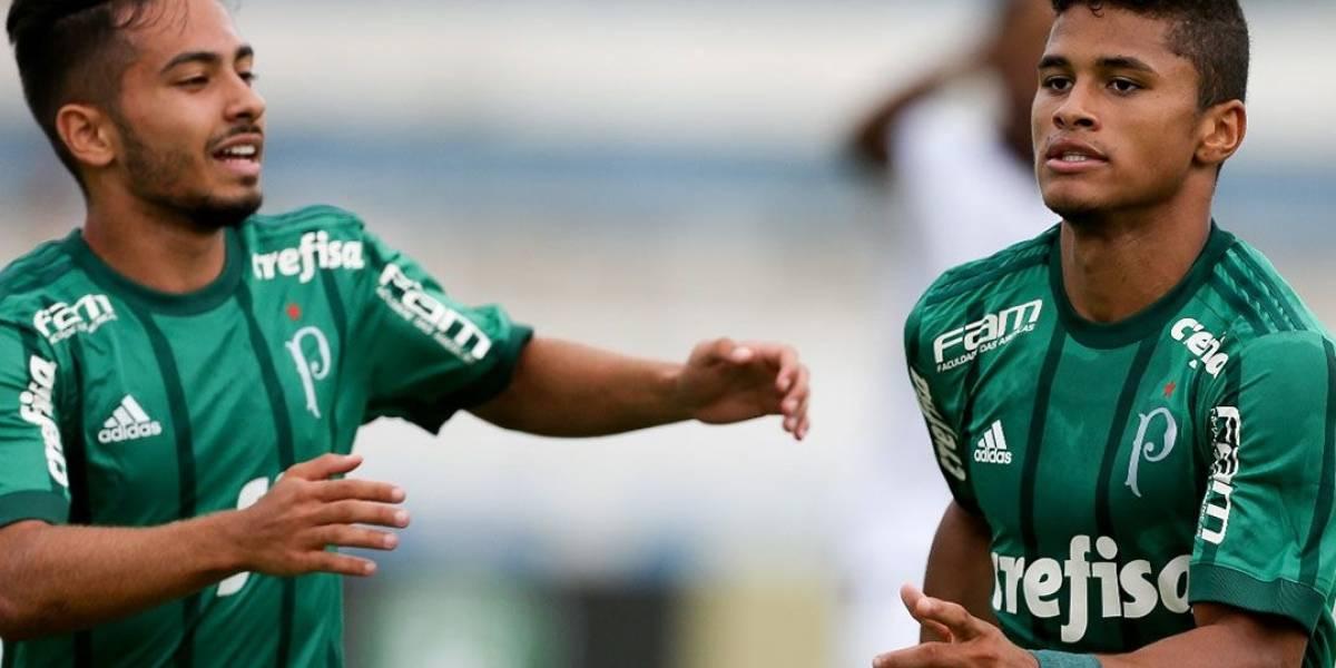 Palmeiras atropela Taubaté, faz 7 a 0 e vai às oitavas da Copa São Paulo