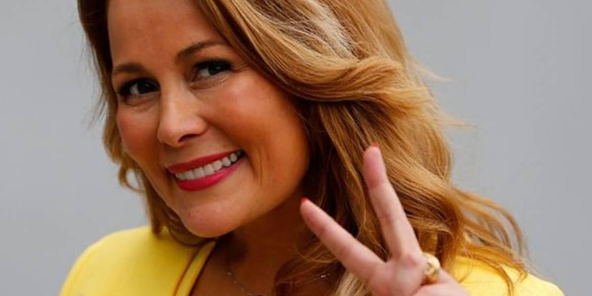 Cathy Barriga revela en Instagram el especial regalo que le dará al papa Francisco