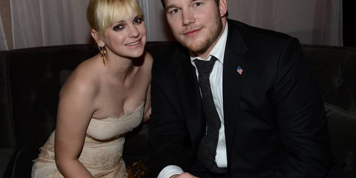 Suposto namoro de Chris Pratt deixa Anna Farris furiosa