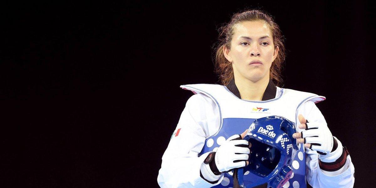María Espinoza aseguró que no está lista para competir