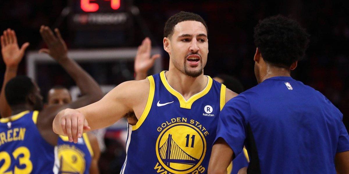 Warriors gana a Raptors y sigue en la cima de la Conferencia Oeste