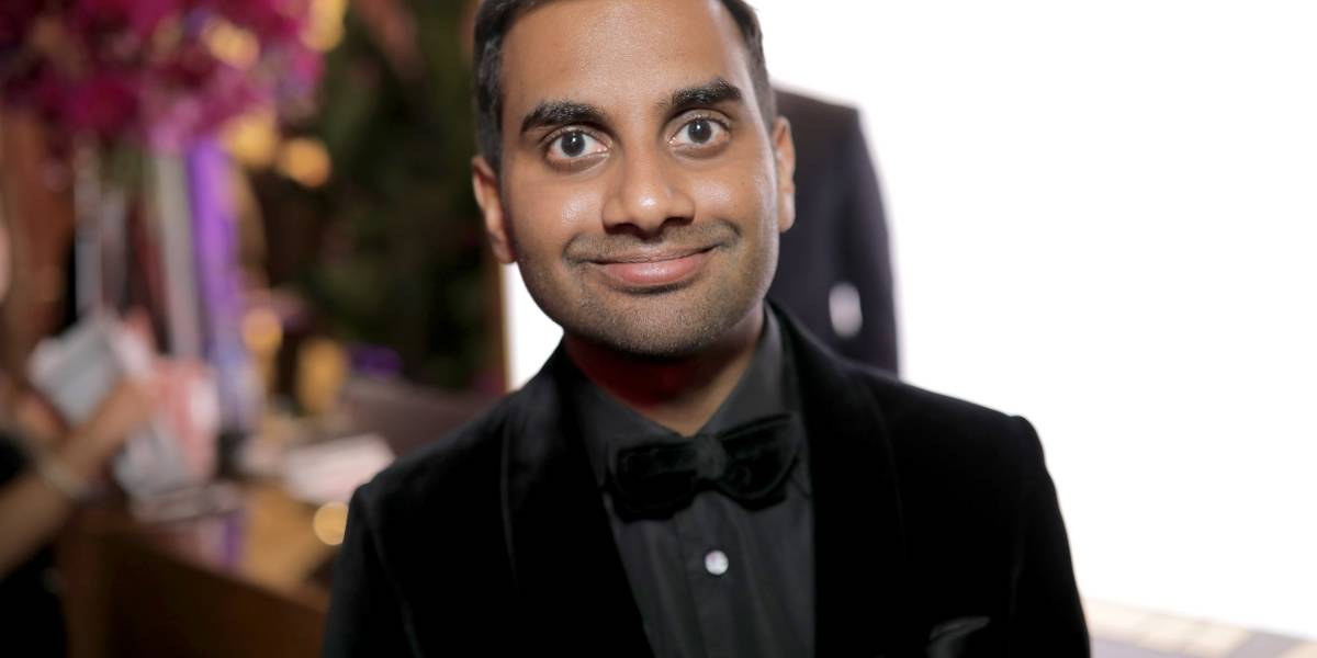 Acusan al actor Aziz Ansari de violación sexual