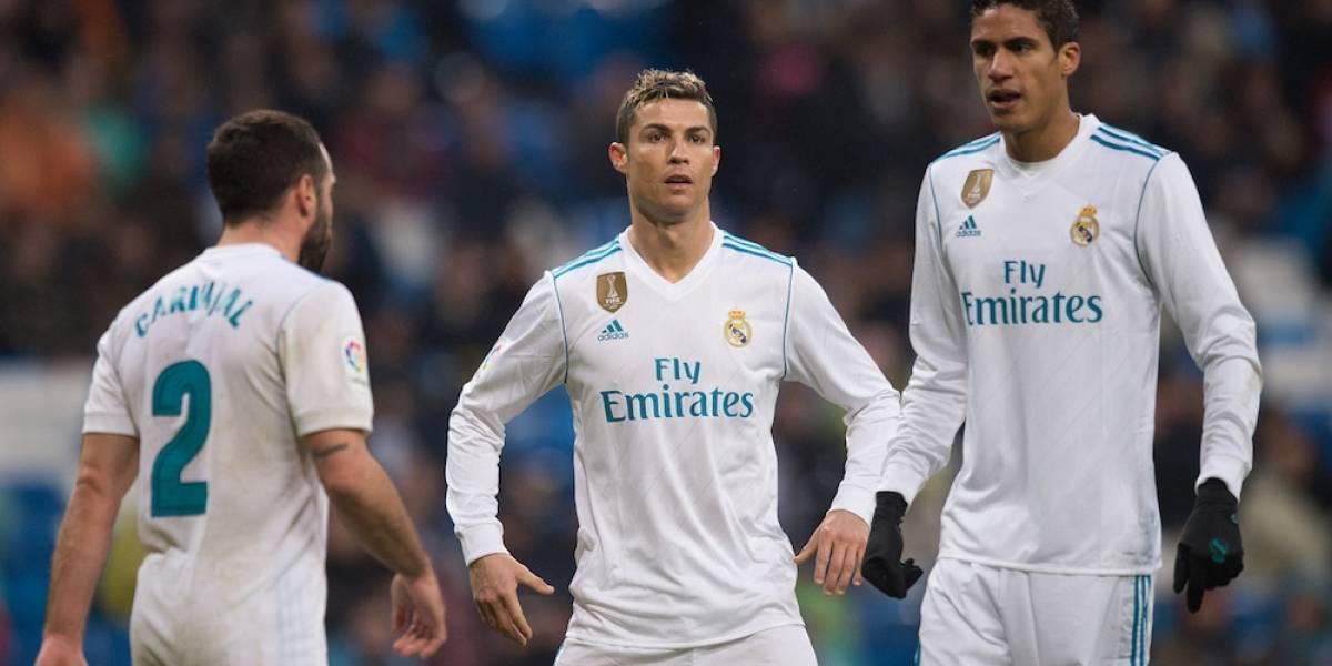 Real Madrid, a un punto de quedarse afuera de la Champions