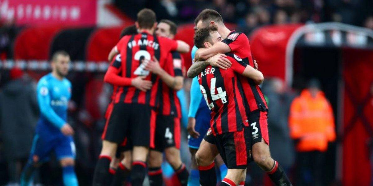 Faltó Alexis: Arsenal perdió y sigue fuera de la zona de competiciones europeas