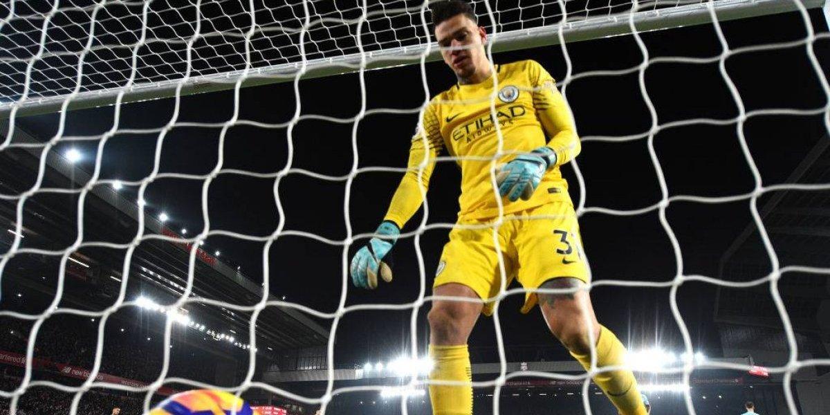 El grosero error de Ederson que le costó la primera derrota de la temporada al City en la Premier