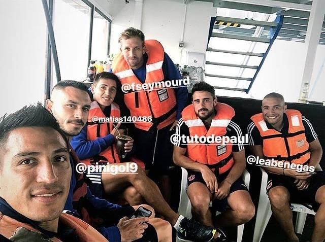 La U tuvo paseo en La Serena / Instagram