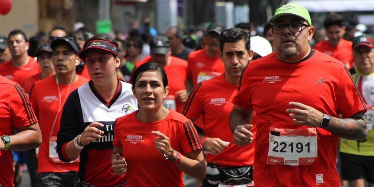 Maratón de la CDMX alcanza Etiqueta Plata por la IAAF