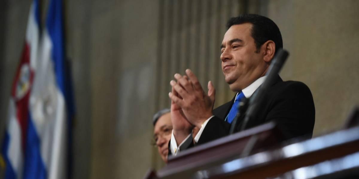 Presidente Morales saldrá de viaje para ser orador en Washington