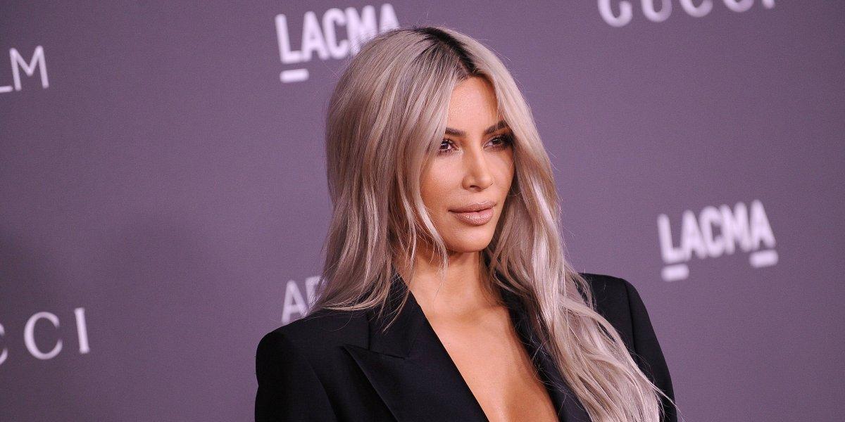 """Kim Kardashian impresiona con foto de su poderoso atributo y enseña """"algo especial"""""""