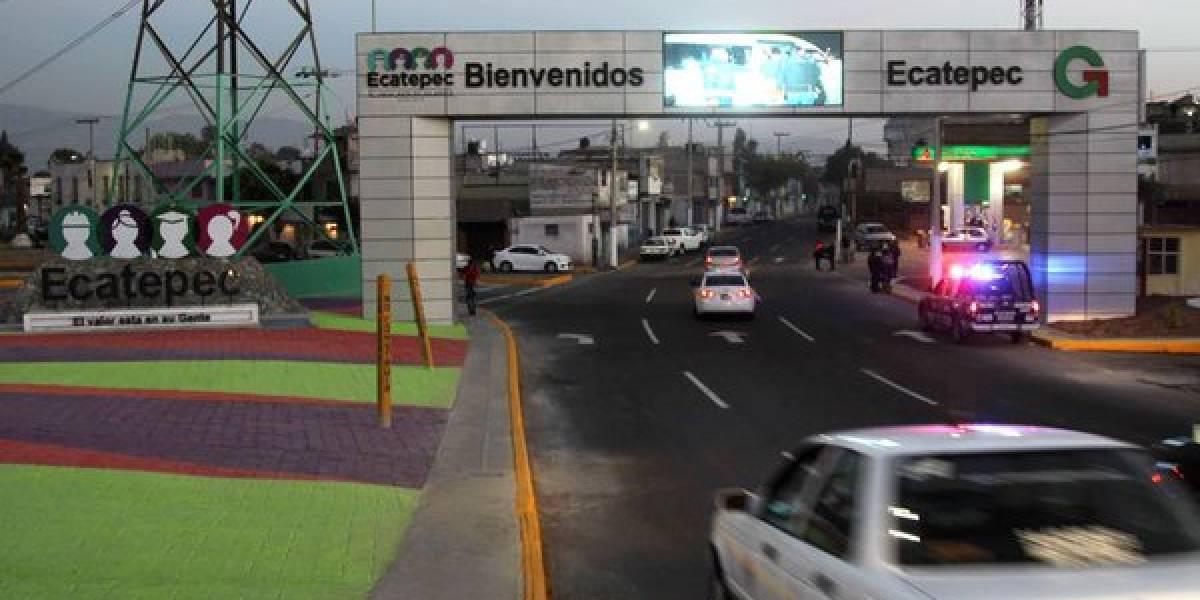 Ecatepec instala cámaras para detectar autos robados