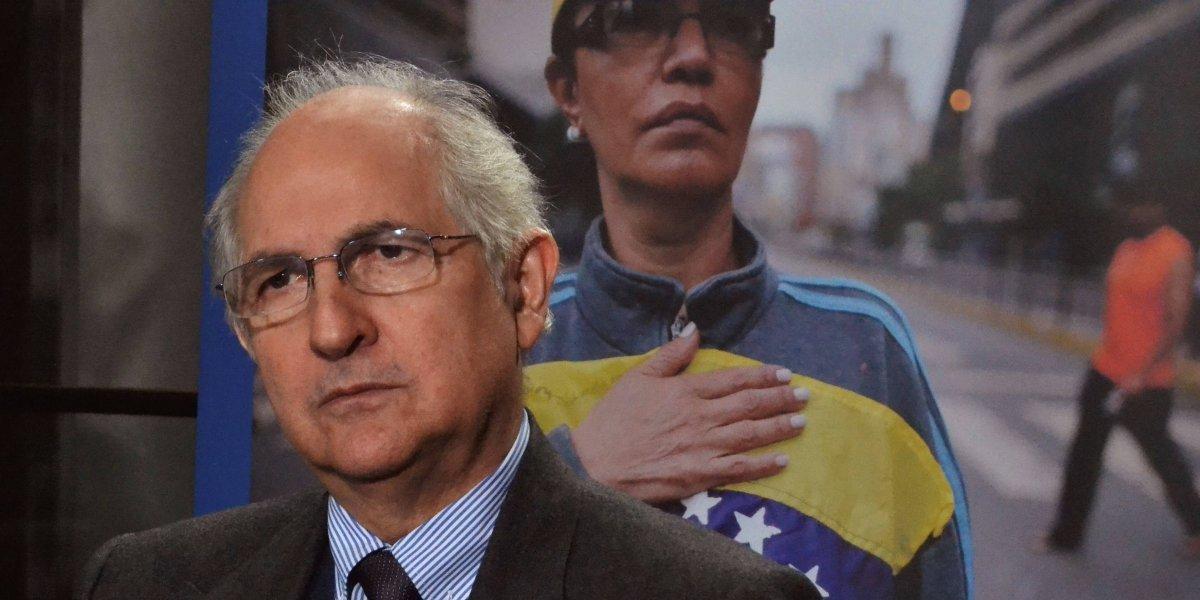 """Diálogo venezolano en RD sigue """"en veremos"""""""