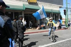 Manifestaciones por segundo informe de gobierno