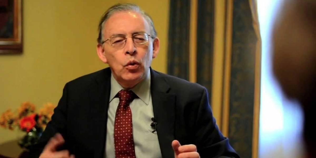 """""""Todo el proceso se llevó a cabo en un proceso de transparencia y apertura"""": la defensa del economista del Banco Mundial acusado de manipular los datos"""