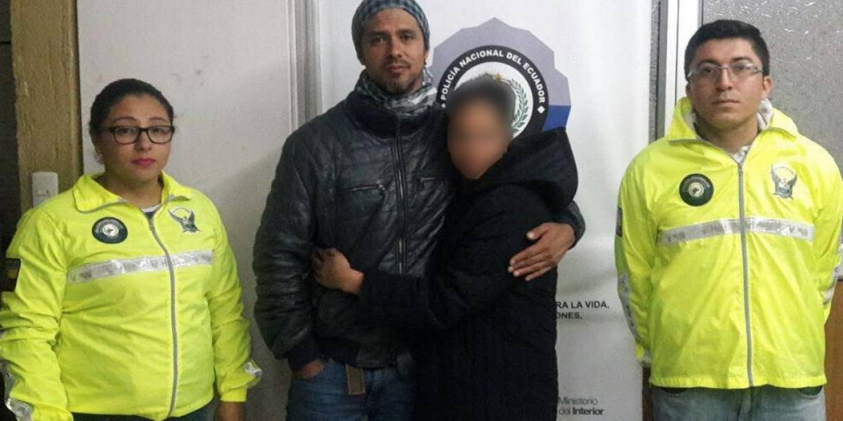 Policía localizó a joven reportada como desaparecida en Quito