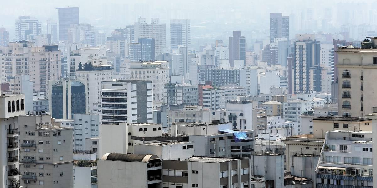 Só prédios! Lista mostra os bairros mais verticalizados de SP