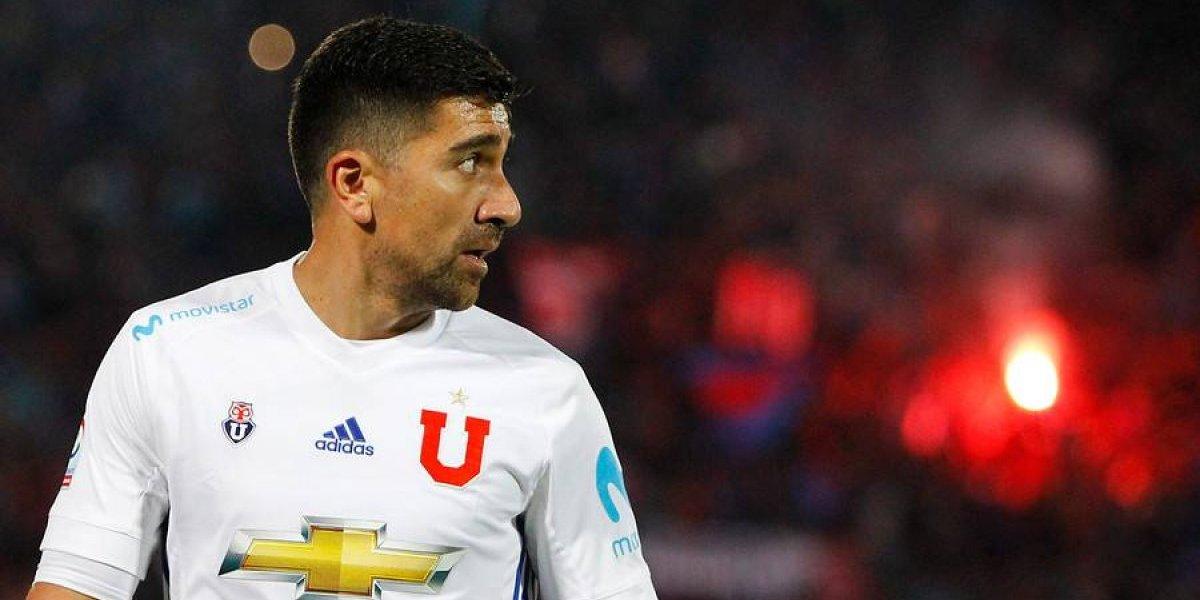 """David Pizarro: """"Sería hermoso poder terminar una carrera tan importante como la mía con la Libertadores"""""""