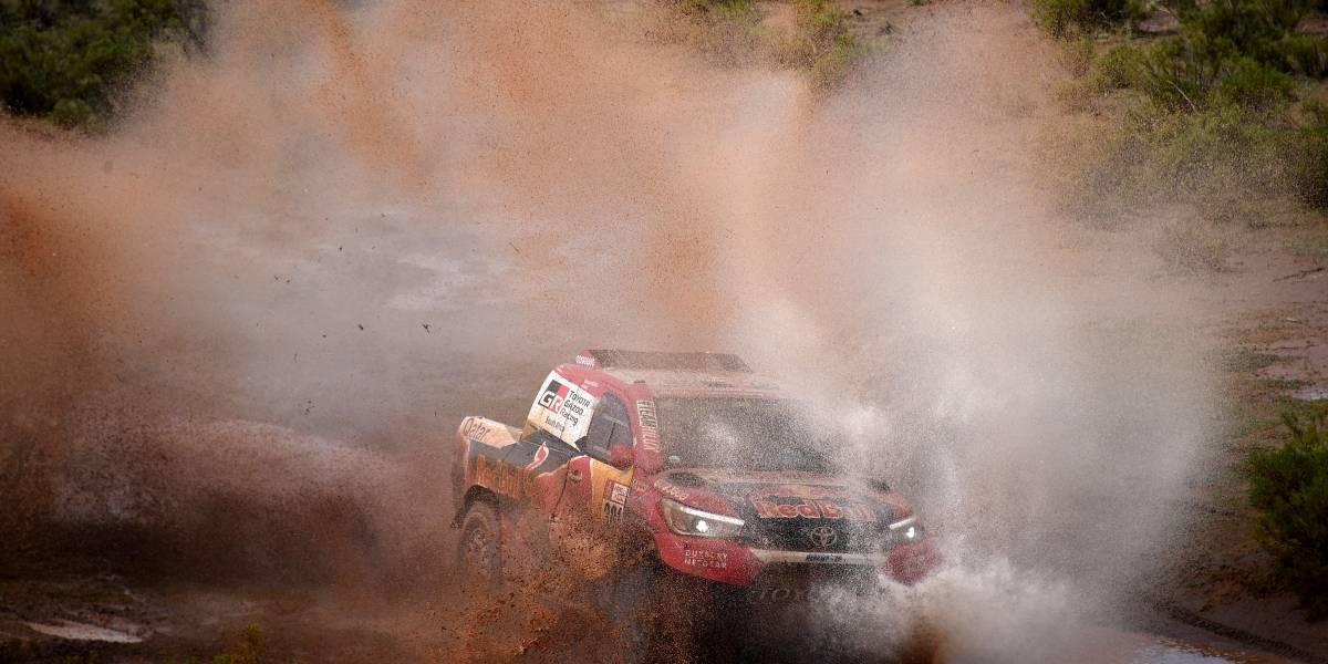 Cancelan novena etapa del Rally Dakar por mal tiempo
