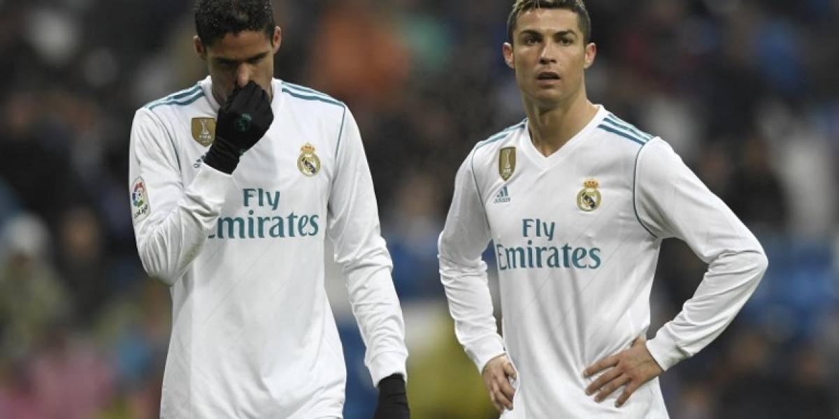 Un Real Madrid sin pegada y sin explicación, según la prensa española