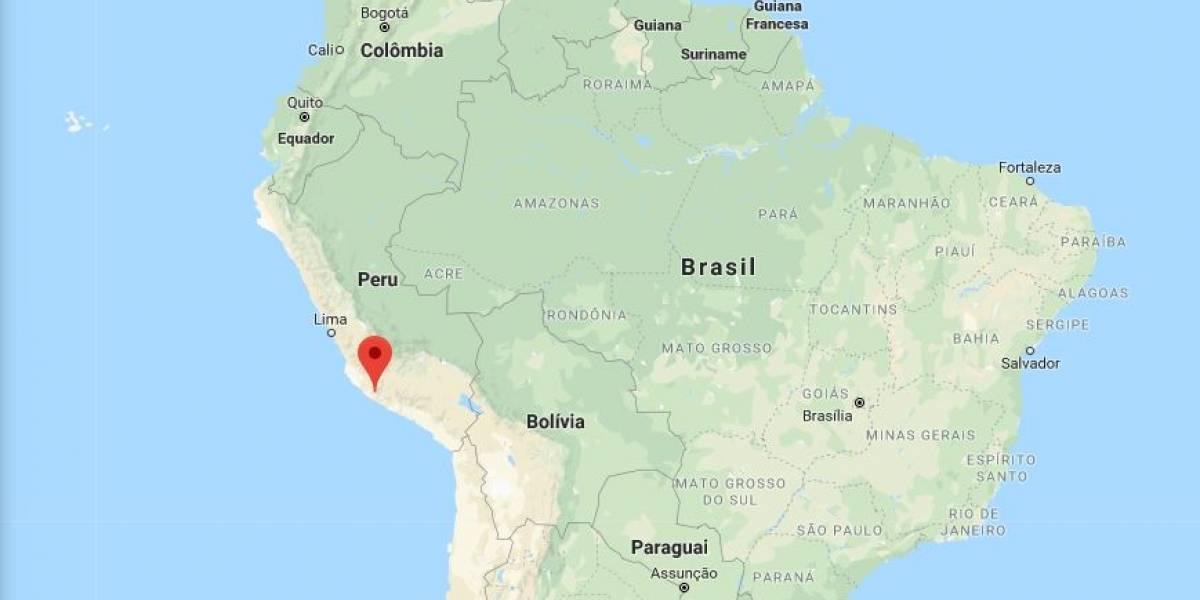 Terremoto de 7,3 graus deixa dois mortos e 65 feridos no sul do Peru