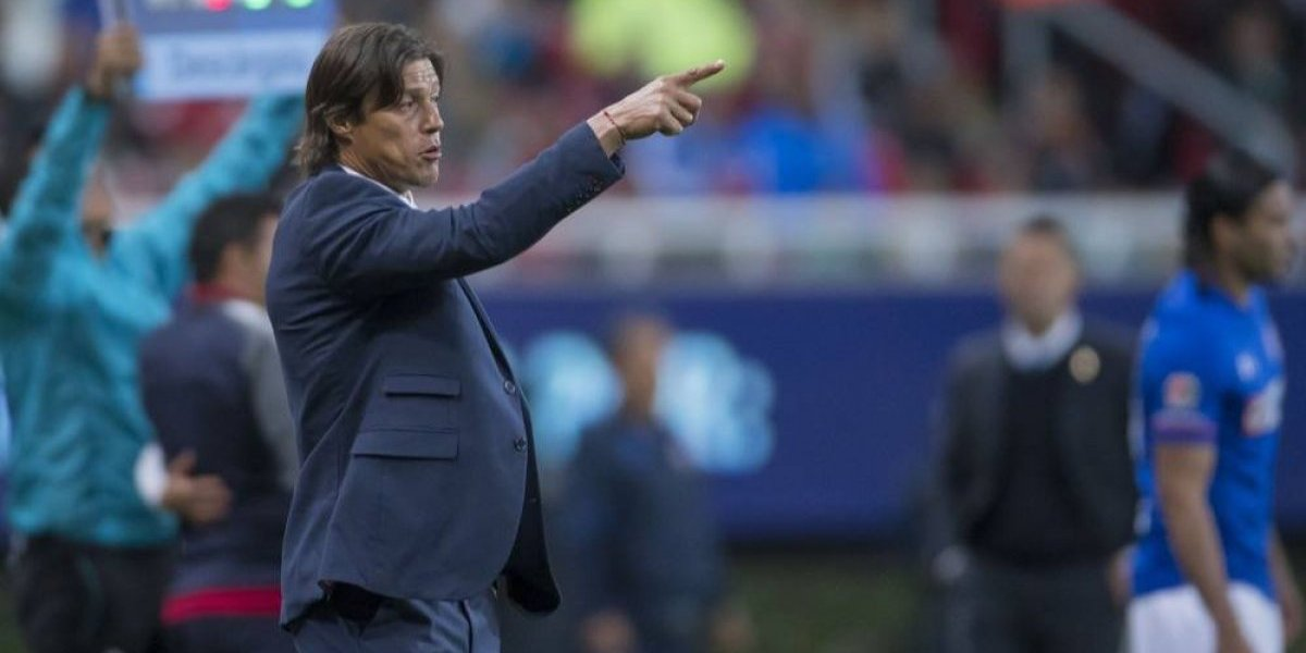 La polémica apareció durante derrota de Chivas ante Cruz Azul