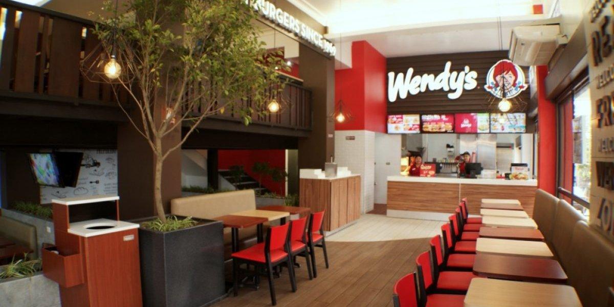 Wendy's llega al Paseo la Sexta y se convierte en restaurante internacional número 500