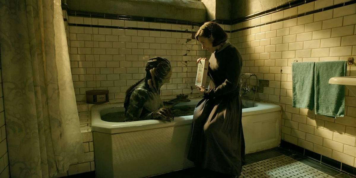 La aclamada película de Guillermo del Toro, La forma del agua, llega a las salas de cine del país