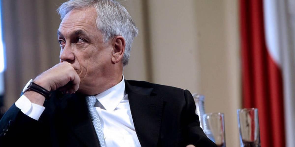 """""""¿Te volvió el internet?"""": Piñera tuitea tras dos días de silencio, no menciona polémica del Banco Mundial y los usuarios se lo recriminan con todo"""