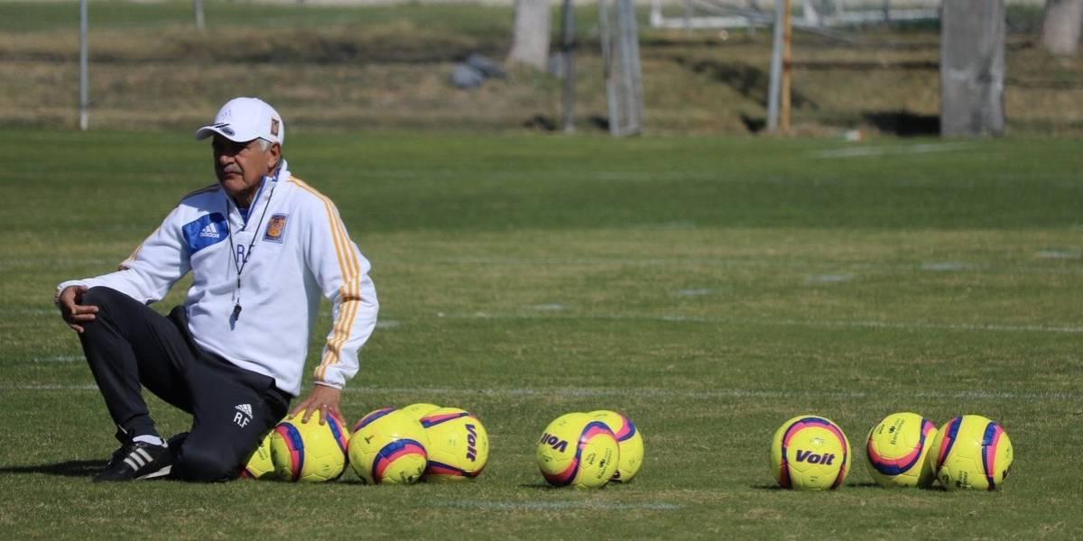 Ricardo Ferretti sí contempla a Gignac para duelo ante Querétaro