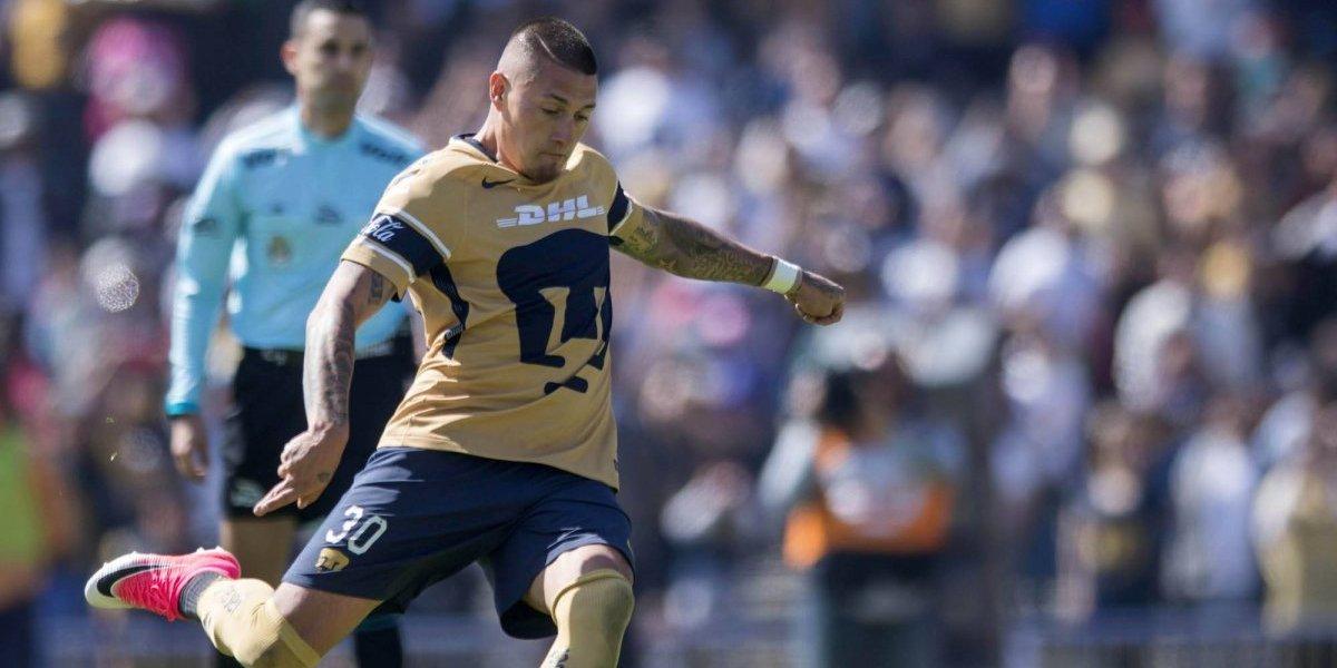 VIDEO: Castillo presume liderato de goleo en tan sólo dos jornadas