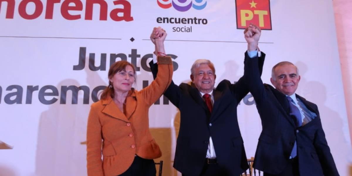 Tatiana Clouthier se suma como coordinadora de la campaña de AMLO
