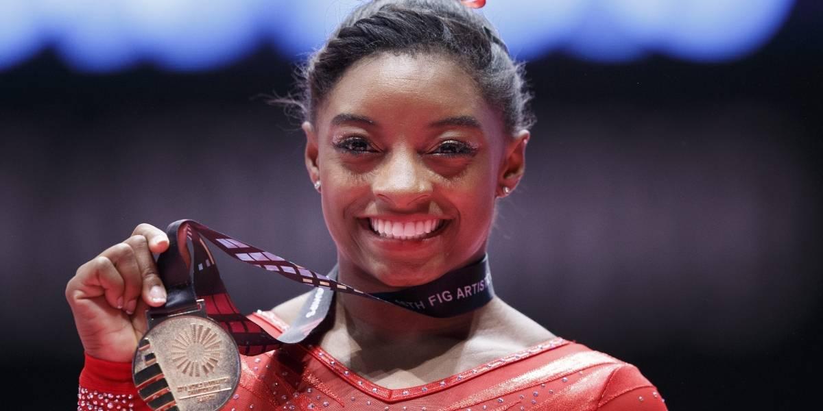 Simone Biles denunció abusos del médico de la gimnasia de Estados Unidos