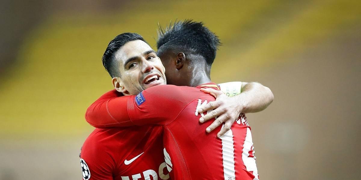Falcao no le pudo anotar al Atlético de Madrid y perdió en casa