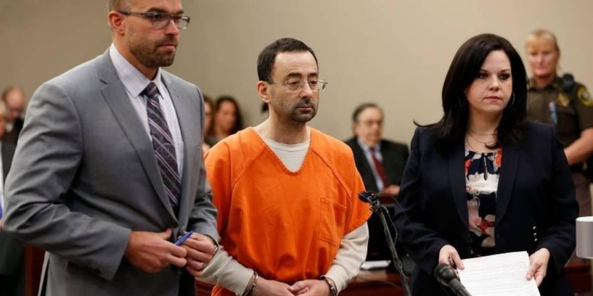 Condena de 40 a 175 años de cárcel a exmédico acusado de abuso sexual