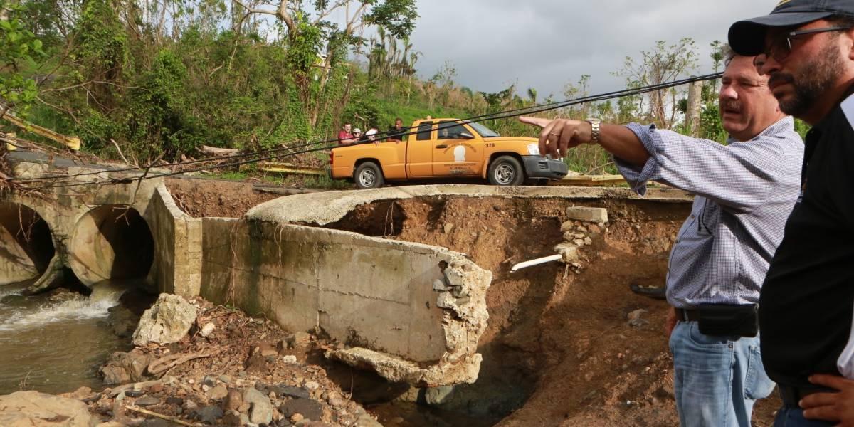 Carolina coordina con la AEE el restablecimiento del servicio eléctrico