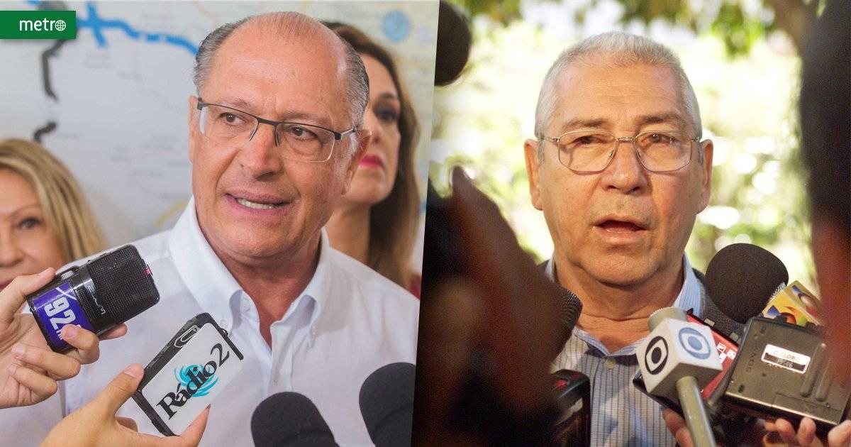Alckmin x Covas