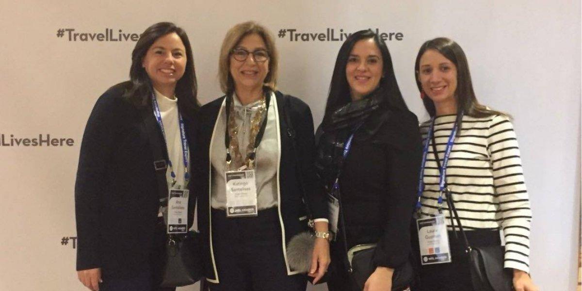 #TeVimosEn: Viajes Alkasa participa en conferencia Signature Travel Network