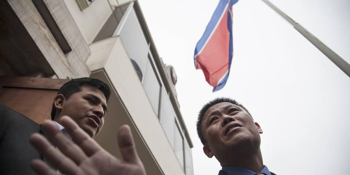 Diplomáticos de Corea del Norte habrían planeado ataque contra funcionarios de EEUU en Perú
