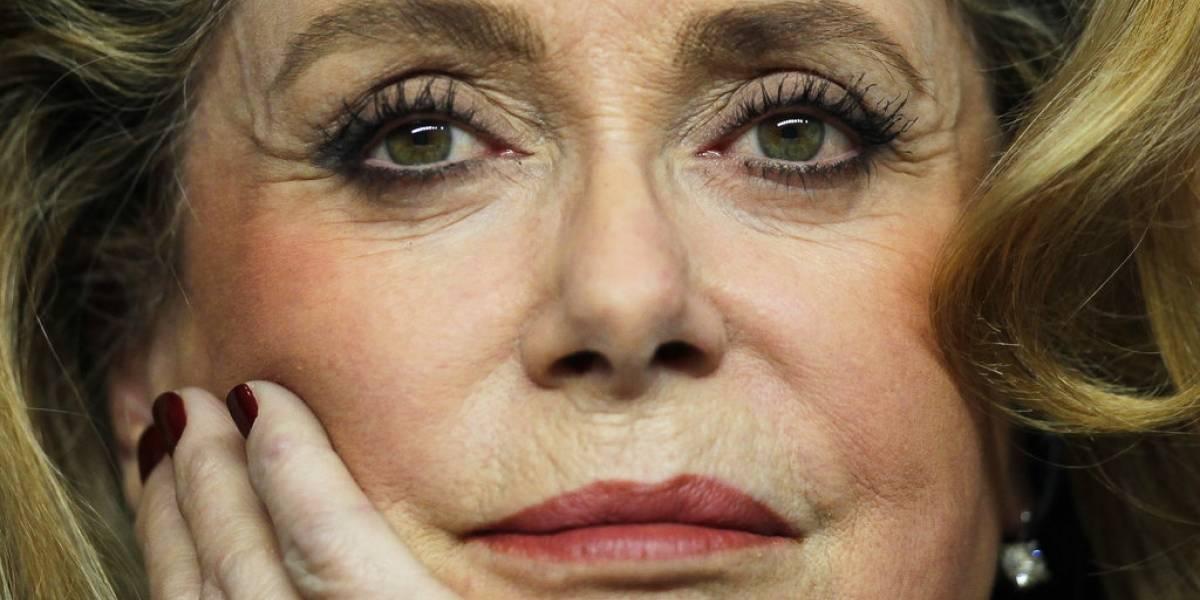 Deneuve se disculpa con víctimas de abuso tras polémico manifiesto contra movimiento #MeToo