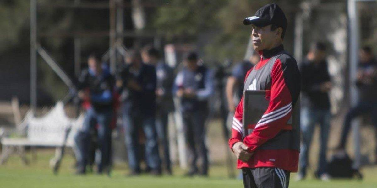 José Guadalupe Cruz deja la dirección técnica del Atlas