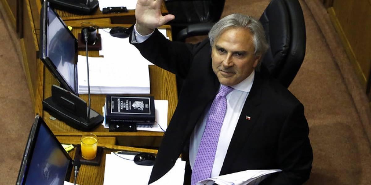Caso Penta: fiscal Guerra solicita salida alternativa para senador Iván Moreira por delitos tributarios