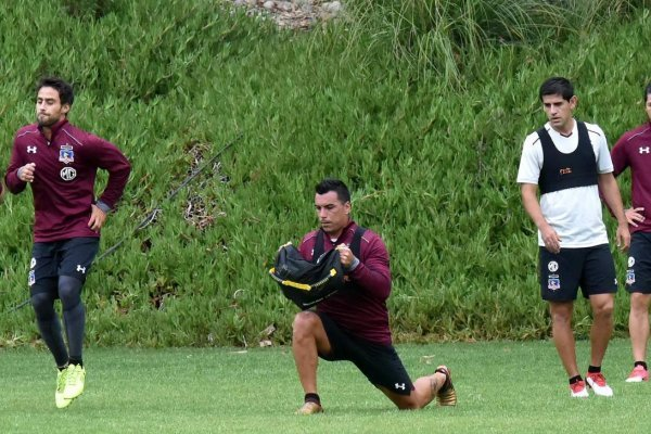 Esteban Paredes y falta de refuerzos: Silva y Carmona están