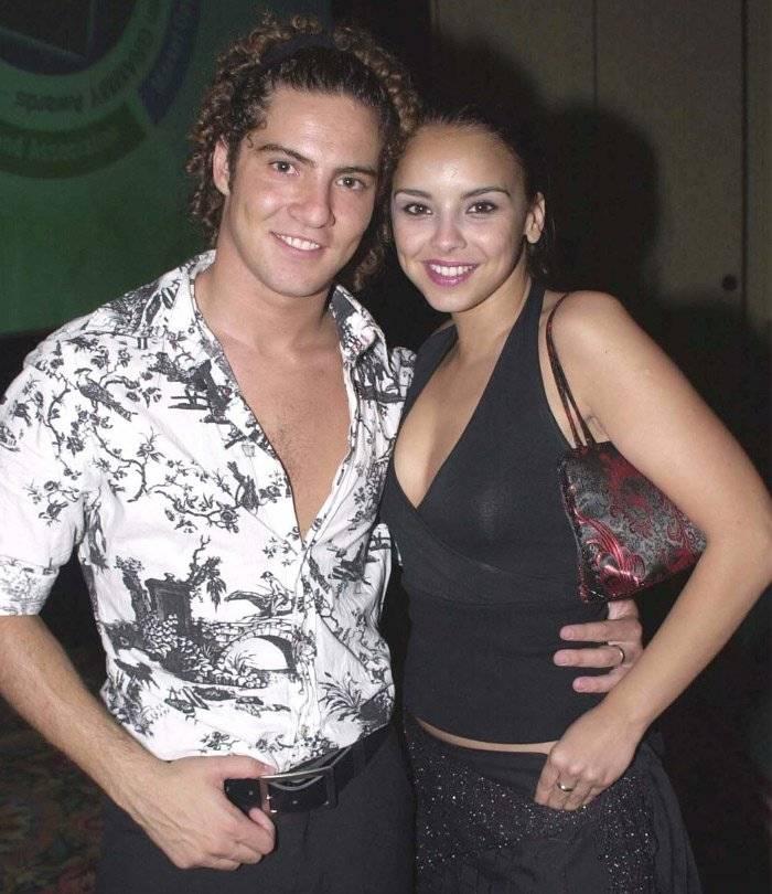 David Bisbal y Chenoa